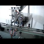 automatic double heads liquid hand wash filling machine for sale