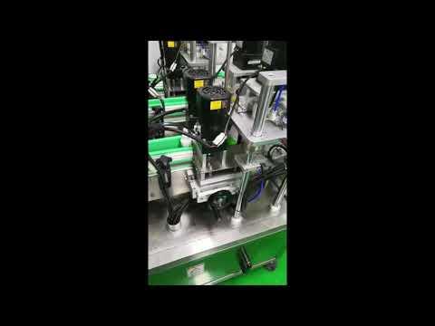 automatic 30ml alcohol bottle filler hand sanitizer machine