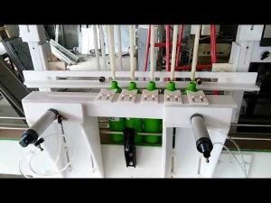 hot sale automatic hypochlorous acid disinfectant liquid filling machine