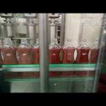 auto olive oil filling machine
