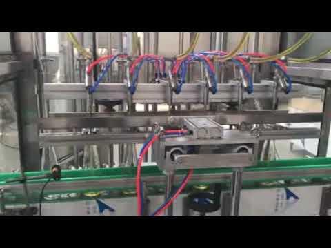 automatic cooking oil, honey, jam, shampoo liquid filling capping machine