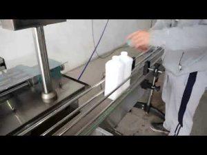 economical automatic piston engine oil bottling filling machine