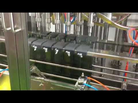 automatic piston mustard oil filling machine manufacturers