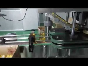 linear type full automatic engine oil filling machine