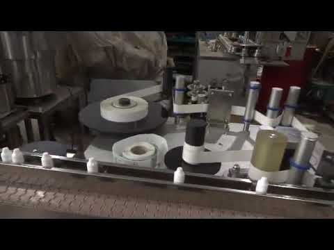 automatic bottle washing filling capping machine eye drops filling production line