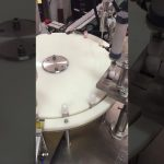 automatic small bottle lotion filling and capping machine
