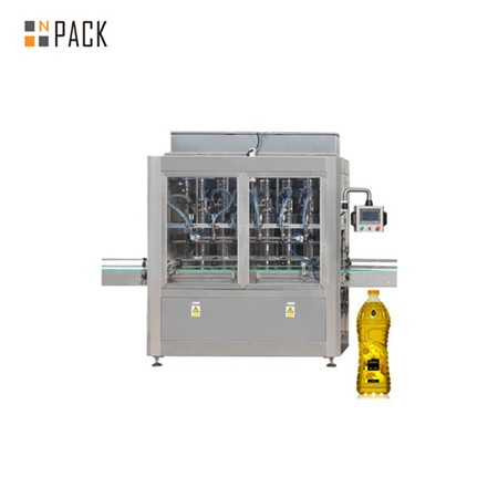 Oil Filling Equipment Automatic
