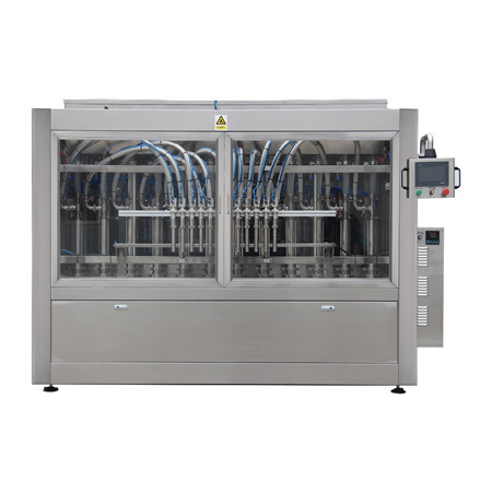 Hands Disinfection Filling Machine