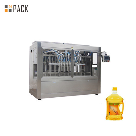 Salad Lubricating Vegetable Oil Filler