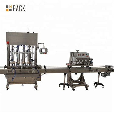 disinfect gel filling machine
