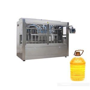 Automatic Edible Oil Filler