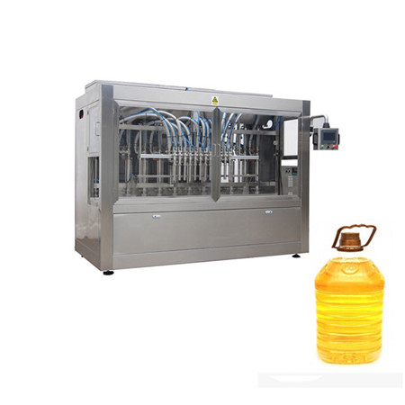 automatic edible oil filler