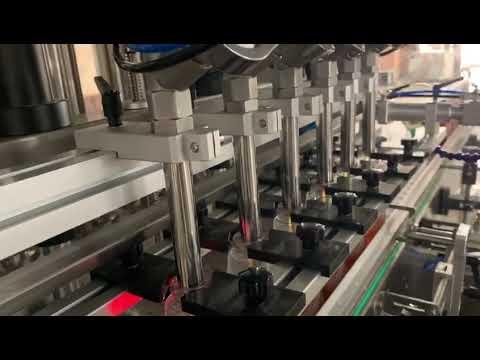 automatic filling honey industry equipment machine