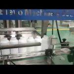 laundry detergent bottle filling machine, washing detergent liquid production line
