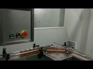 automatic fruit jam bottle jar pasta sauce washing filling capping labeling machine