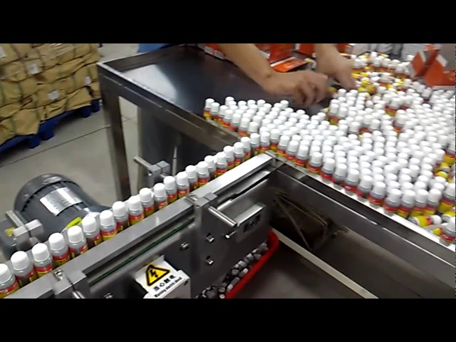 10 heads rotary vacuum automatic perfume filling machine