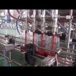 automatic palm oil bottle packaging filling machine