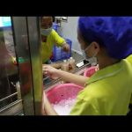 4 nozzles shampoo, detergent, liquid soap, olive lube oil filling and capping machine