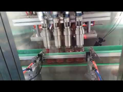 automatic tomato sauce, chili sauce, yogurt, jam paste filling machine manufacturer