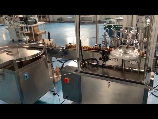 electronic cigarette oil filling machine, liquid filling system, eliquid filling machine