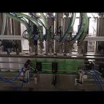piston liquid soap bottle filling machine
