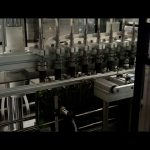 olive oil bottle filling machine price, linear piston edible oil filling machine