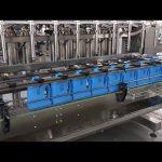 automatic hand sanitizer liquid soap filler machine piston bottle filling machine