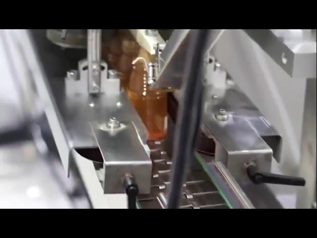 1000w liquid essential oil edible filling machine