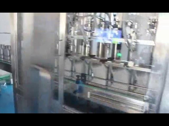 car oil filling machine, complete motor lubricating oil filling machine