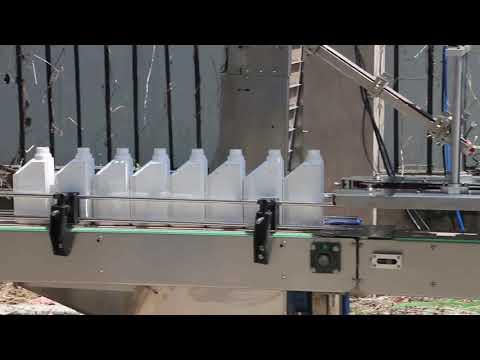 high quality anti corrosive liquid filling machine
