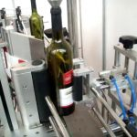 high speed double side and round bottle automatic labeling machine