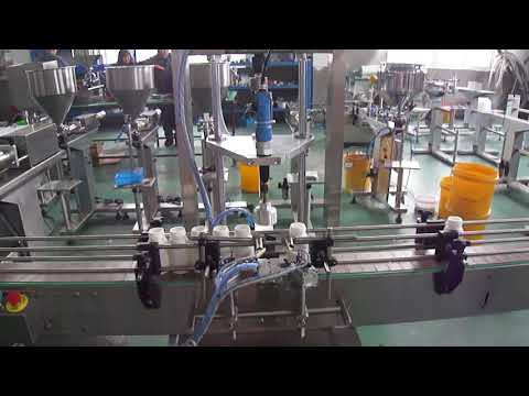 automatic cheap price honey liquid filling machine for bottle