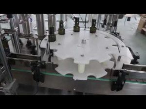 hot selling ce standard automatic olive oil filling machine