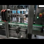 automatic fruit jam production line filling machine and ration filling machine