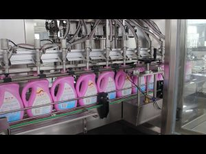 automatic edible oil, olive oil, detergent bottle shampoo bottle filling machine