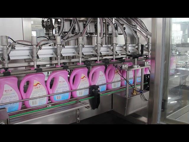 automatic edible oil, olive oil, detergent bottle shampoo bottle filling machine