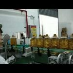 lubricating mobil motor hydraulic car pump oil bottle filling production line machine