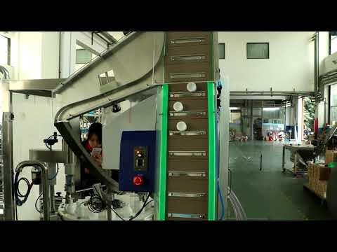 automatic medical disinfection liquid, paste, honey filling machine